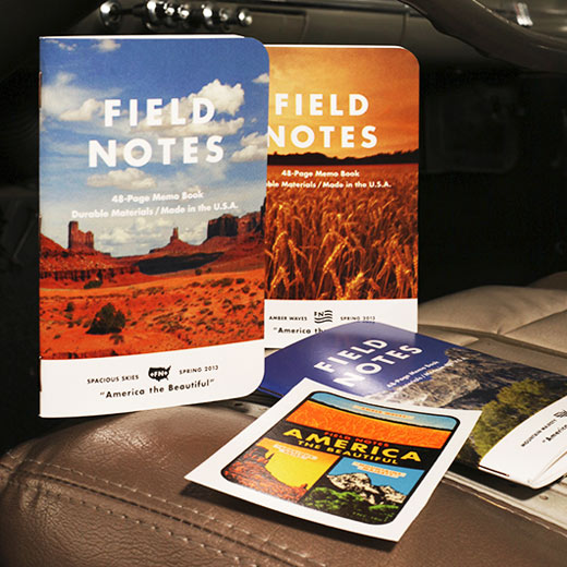 Field Notes America The Beautiful