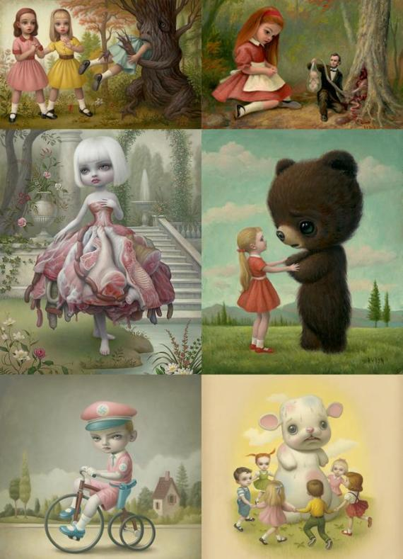 mark_ryden Mixed