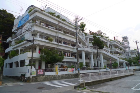 沢田マンション 外観2