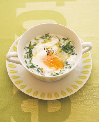 ストレス編 朝食スープ