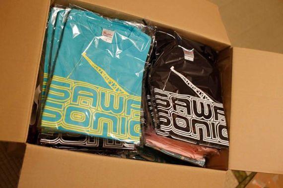 沢田マンション Sawasonic T-shirt