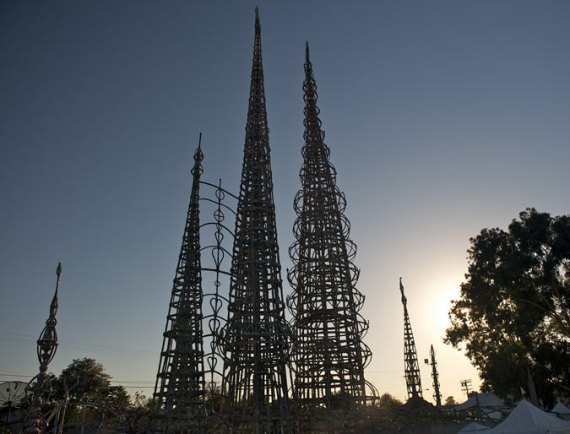Watts Tower 4