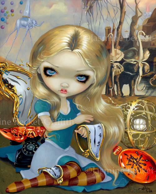 Jasmine Becket-Griffith7
