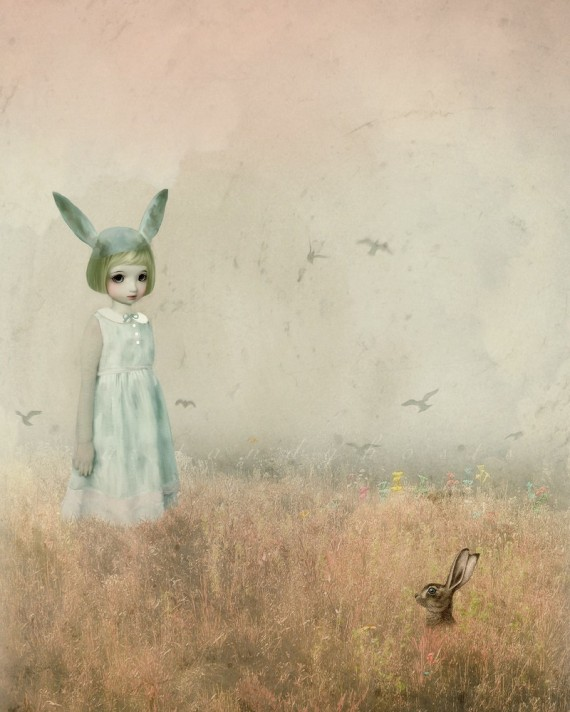 Art & Ghosts Louise Robinson 3
