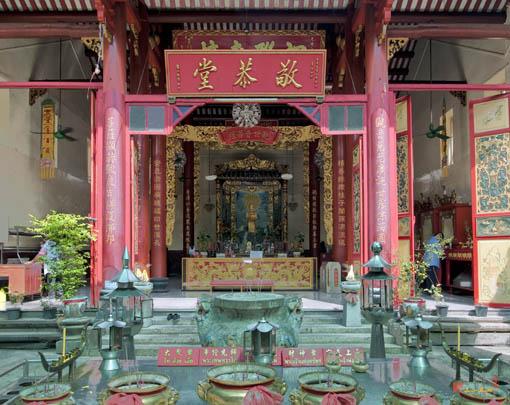 DTHB760 Canton Shrine 2009