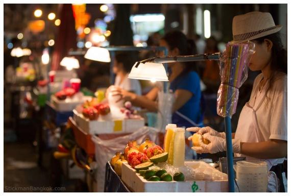 fresh juice Yaowarat 2