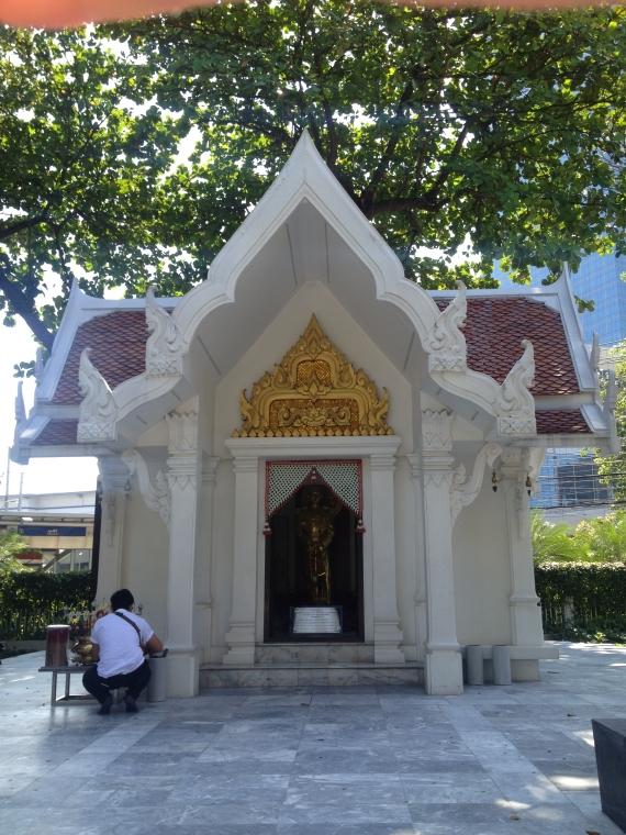 Kromluang Chumphon Khet Udomsak shrine 2