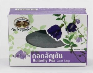 butterfly Pea Soap