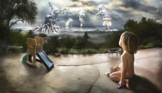 Richard Oliver - Apocalypsis -